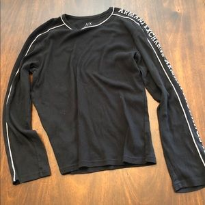 A/X Armani exchange long sleeve top